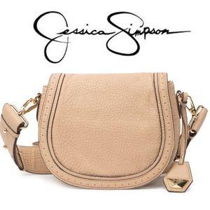 Jessica Simpson Lani Flap Crossbody Bag